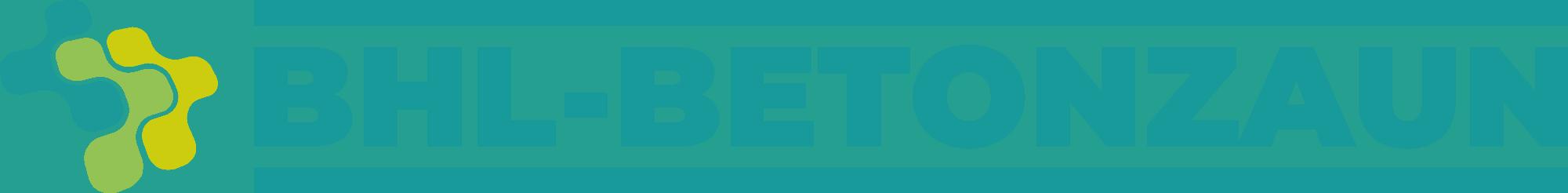 BHL-Betonzaun Logo